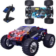 nitro monster truck hsp rc truck 1 10 scale models nitro gas power off road monster