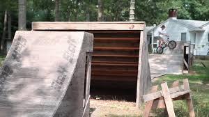 alli show garrett reynolds backyard ramps riding philly