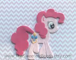 pony cake topper etsy