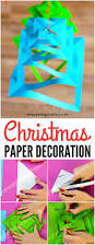 paper christmas decorations easy peasy and fun