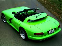 Dodge Viper 1995 - auction results and data for 1993 rinspeed viper veleno rt 10