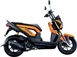 Honda Rugged Scooter Honda Zoomer X Scooter Pinterest Honda And Scooters