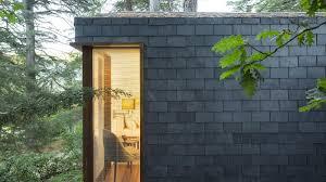 gallery modular resort cabins in portugal rebelo de andrade and