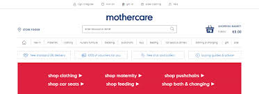 discount vouchers mothercare mothercare sales discount codes cashback topcashback