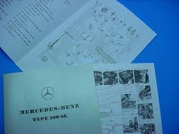mercedes benz passenger car literature