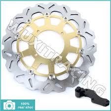aliexpress com buy new rmz popular 320mm brake disc bracket for rmz 250 buy cheap 320mm brake