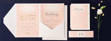 pocket fold pocket fold invitations wedding stationery collection