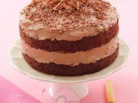 chocolate cake with marzipan recipe eat smarter usa