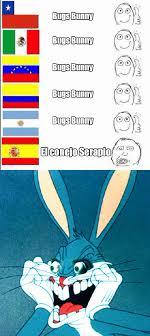 Looney Tunes Meme - el conejo serapio looney tunes know your meme