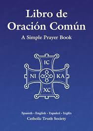 prayer book in simple prayer book