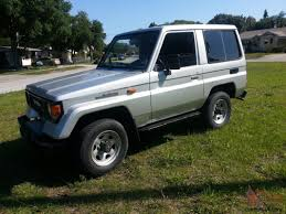 1980 toyota lifted diesel lhd import 1985 1984 1983 1982 1980