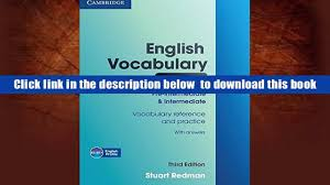 download english vocabulary in use pre intermediate and