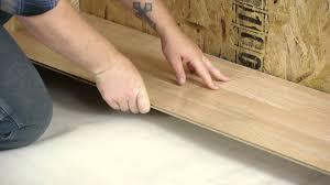Installing Mohawk Laminate Flooring How To Install Uniclic Floors Let U0027s Talk Flooring Youtube