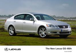 lexus car 2006 the new lexus gs 450h lexus uk media site