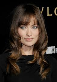 long layered hair cut square shaped face thin hair hair alert best bangs for your face shape huffpost