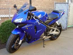 honda baik cbr 2004 honda cbr 600rr rare candy blue chicago nissan sentra