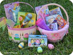 pre made easter baskets for adults what s in my easter baskets last minute ideas thesuburbanmom