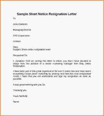 example letter of resignation printable sample letter of