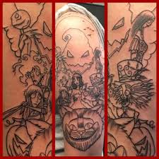 inked wednesday 109 u2013 tim burton tribute and more geeky tattoos