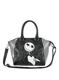 the nightmare before pinstripe satchel handbags