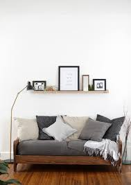12 daybed ideas we re daydreaming about freshome com navy diy daybed