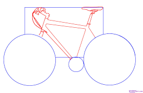 how to draw a bicycle step by step stuff pop culture free