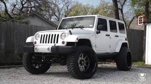 jeep wrangler on 24s owned jeep wrangler on 24x14 specialty forged wheels and