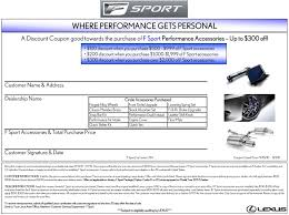 lexus performance line lexus of north miami u2013 lexus news and offers