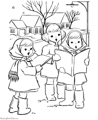 free printable christmas coloring pages kids fun learning