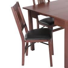 Folding Dining Room Chair Dining Room Folding Chairs For Well Wood Folding Dining Chairs