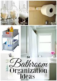 organizing bathroom ideas bathroom organization ideas