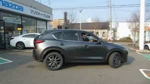 mazda united states 2017 mazda cx 5 starts rolling into japanese dealer showrooms