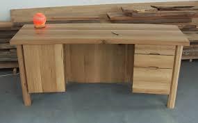 Echtholz Schreibtisch Massivholzmöbel