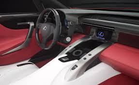 lfa lexus interior 2012 lexus is interior image 118