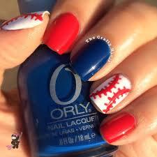 baseball nail art gallery nail art designs