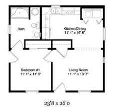 1 bedroom house floor plans exceptional one bedroom home plans 10 1 bedroom house plans