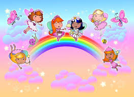 buy childrens rainbow fairies murals for 35 00 per sq m2 kids buy childrens rainbow fairies murals for 35 00 per sq m2 kids bedroom wallpaper ideas