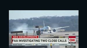 Atlanta Airport Food Map by Two Jetliners Have Near Disaster Cnn Video