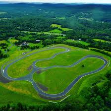 this rich dude turned his back yard into a formula one racetrack