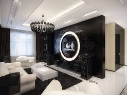Black Modern Coffee Table Living Room Modern Unique Living Room Inground Design Ideas With
