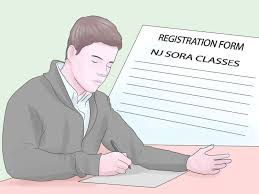 nj sora class how to get a sora certification in new jersey 6 steps