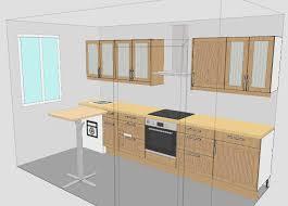 meuble ikea cuisine meuble de cuisine équipée ikea maison et mobilier d intérieur