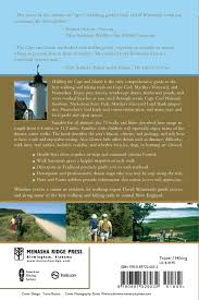 walking the cape and islands a comprehensive guide to the walking