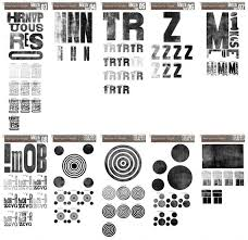 t 26 digital type foundry eps wood type bundle
