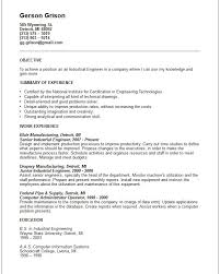 Industrial Maintenance Resume Examples by Resume Samples Mechanical Design Engineer