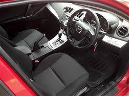 2009 mazda 3 maxx sport sedan auto red