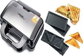 nova 2 in 1 changeable nsm 2416 panni grill price in india buy