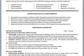 Military Resume For Civilian Job by Resume Template Word Military To Civilian Resume Sample Templates