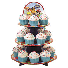 cup cake stands paw patrol cupcake stand