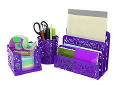 Purple Desk Organizers 8pc Light Purple Dispenser Pop Up Note Dispenser Organizer